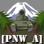 Pacific Northwest Tankers - Alpha Team's Logo